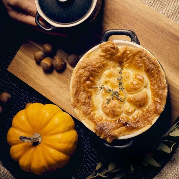 Jesienna metamorfoza w kuchni - naczynia do dotowania i pieczenia