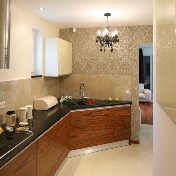 Kamień w kuchni - 10 przykładów polskich domów
