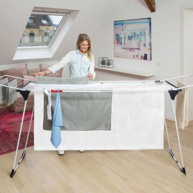 Suszarka na pranie idealna dla dużej rodziny