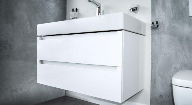 Meble łazienkowe - zobacz serię łączącą estetykę z funkcjonalnością