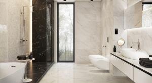 Marmur jest gwarancją eleganckiej i szykownej aranżacji wnętrza. Ponadto jest niezwykle trwałym materiałem, a jego wzór zawsze będzie cieszył się powodzeniem.