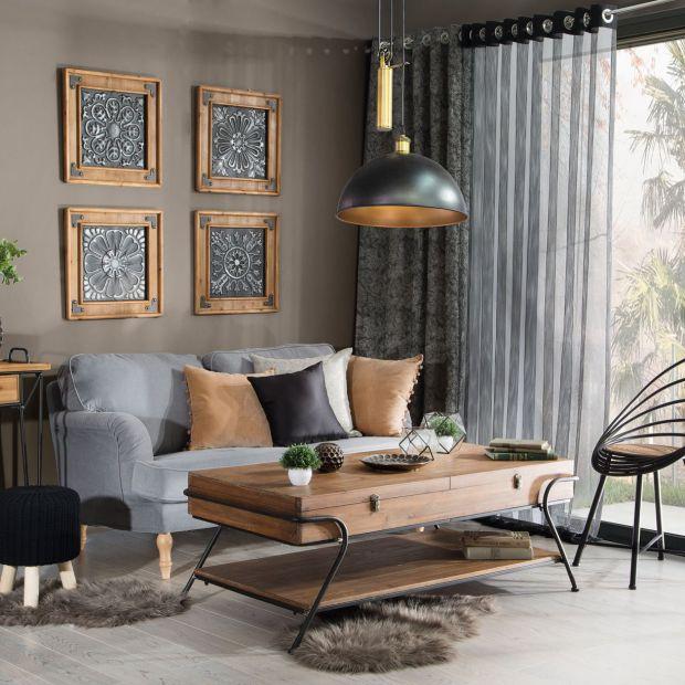 Modny salon – jak dobrać odpowiednie oświetlenie