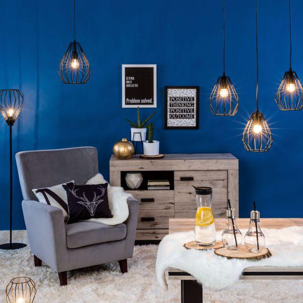 3 pomysły na oświetlenie pokoju dziennego