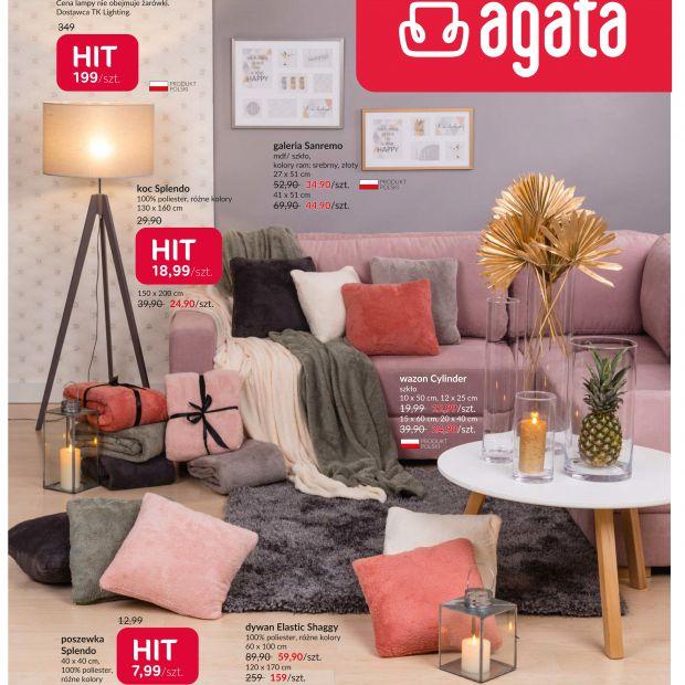 Agata: aktualna gazetka promocyjna
