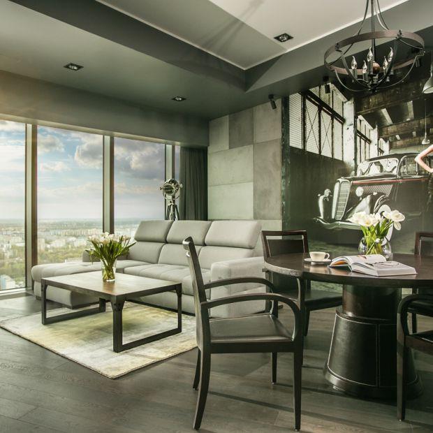 Klimatyczny apartament w stylu loft