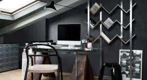 Jak zaaranżować domowe biuro, aby praca w nim była przyjemnością? Na pewno pomieszczenie to powinno odzwierciedlać nasze upodobania i przede wszystkim spełniać swoje podstawowe zadanie: sprzyjać efektywnemu wykorzystaniu czasu przeznaczanego na z