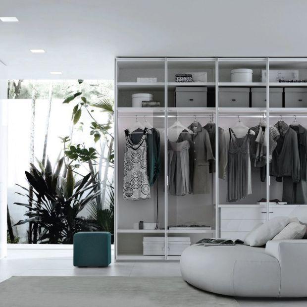 Garderoba uszyta na miarę