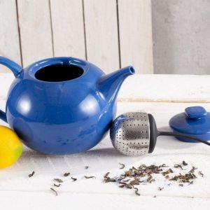 Wyposażenie do kuchni - czajnik do herbaty S&P My Tea. Fot. Dekoria.pl
