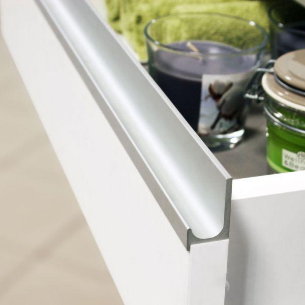 Aluminiowe uchwyty meblowe - nowa kolekcja