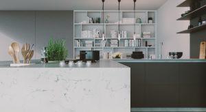 Marmur Bianco Carrara to chyba jeden z najbardziej znanych i pożądanych kamieni świata.Najnowszalinia konglomeratów kwarcytowychidealnie oddaje jego naturalne piękno.