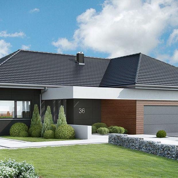Dom z garażem - wbudowanym czy obok domu?