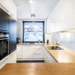 Wąska kuchnia: sposoby na aranżację. Fot. Studio Max Kuchnie