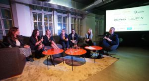O najnowszych trendach w aranżacji przestrzeni biurowych rozmawiali podczas V edycji forum dobrego designu projektanci, architekci i przedstawiciele firm. Dyskusję rozpoczęła prezentacja Anna Vonhausen dyrektor kreatywnej z firmy Vank, która przybli�