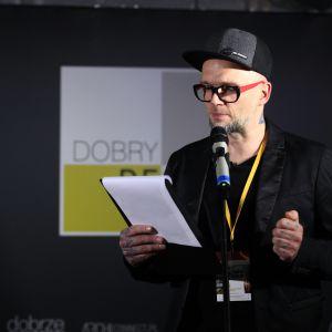 Galę rozdania nagród w konkursie Dobry Design 2018 poprowadził Tomasz Pągowski.
