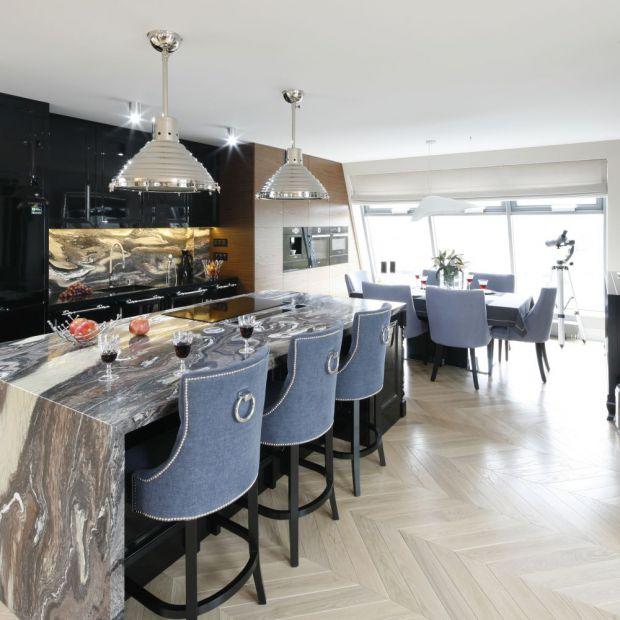 Piękne mieszkanie w stylu klasycznym - zobacz cały projekt