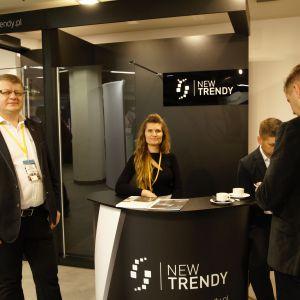 Stoisko marki New Trendy. Forum Dobrego Designu 2017. Fot. Paweł Pawłowski/PTWP