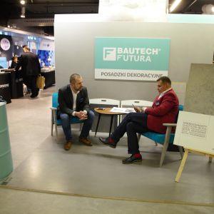 Stoisko Bautech. Forum Dobrego Designu 2017. Fot. Paweł Pawłowski/PTWP