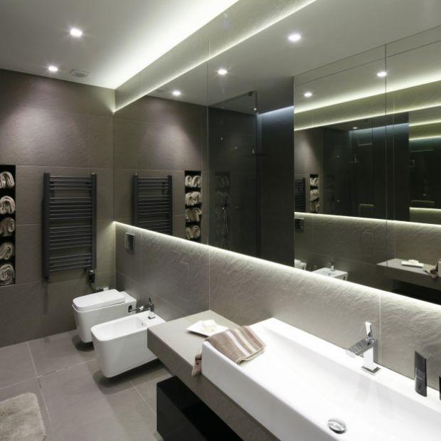 Tak Polacy urządzają nowoczesne łazienki