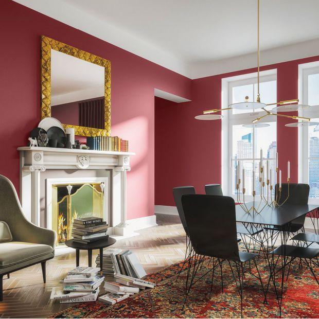 Świąteczne wnętrza – w czerwieni, złocie i zieleni