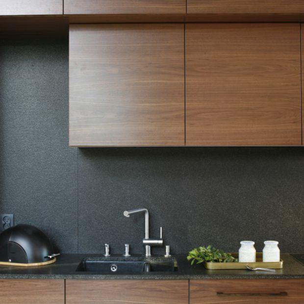 Kamień w kuchni: 20 najciekawszych aranżacji wnętrz