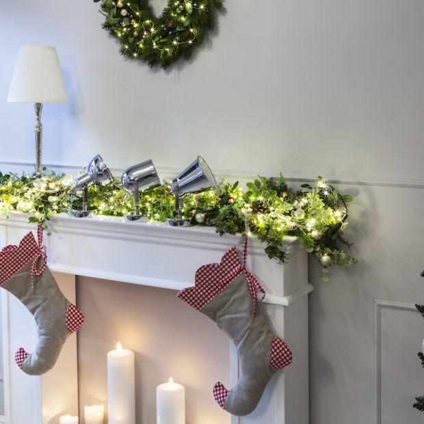 Dom na Święta - zadbaj o nastrojowe oświetlenie