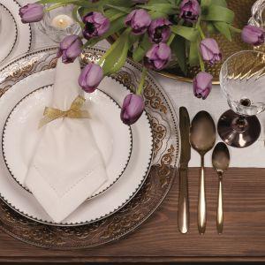 Świąteczny stół. Fot. KiK