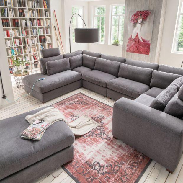 Meble wypoczynkowe - 15 pomysłów do salonu