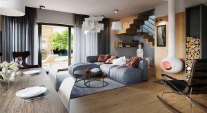 Nowoczesny, energooszczędny, a przy tym bardzo ciepły i tani w utrzymaniu – właśnie taki jest dom Nils II G2 ENERGO PLUS. Zobaczcie jak prezentuje się zarówno z zewnątrz, jak i od środka.