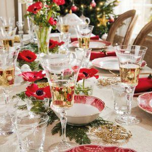 Stół na święta. Fot. Fyrklovern