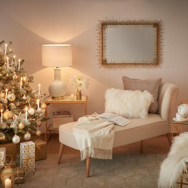 Dom na święta - 12 pomysłów na piękny salon