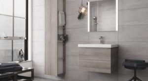 Wśród mebli łazienkowych ogromną popularnością cieszą się kolekcje podwieszane. Zobaczcie 10 modnych serii.