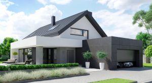 HomeKONCEPT 51 to doskonała propozycja dla wielbicieli nowoczesnych rozwiązań projektowych oraz funkcjonalnych i ponadczasowych wnętrz. Polecany jest on szczególnie inwestorom dysponującym wąskimi działkami o szerokości 19,3 m.
