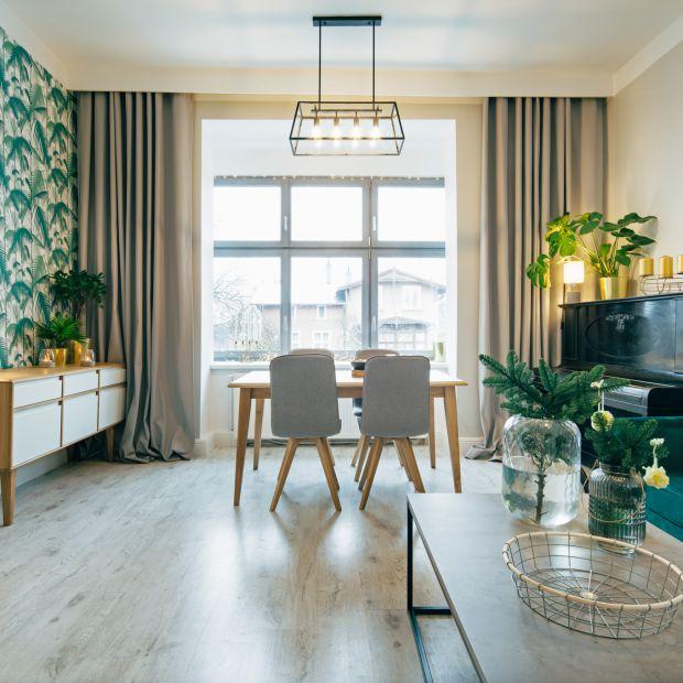 Remont salonu - zobacz efekty pięknej metamorfozy