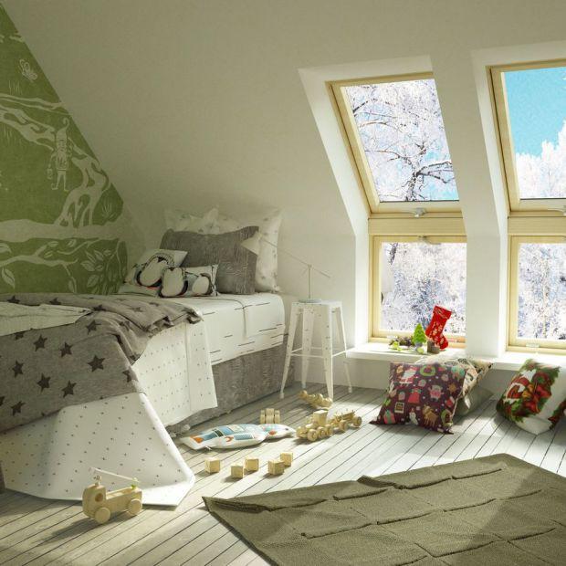 Okna dachowe - jakie wybrać na zimę