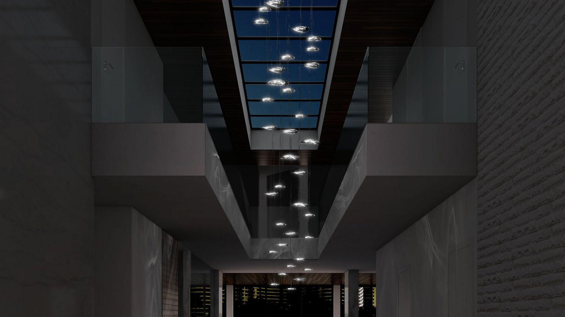 Lampa Manta. Fot. materiały prasowe marki Terzani