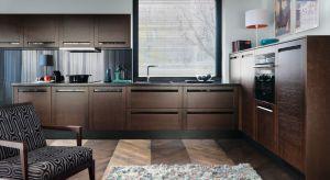 Zobaczcie 5 kolekcji drewnianych mebli kuchennych, które dodadzą jej zdecydowanego charakteru.