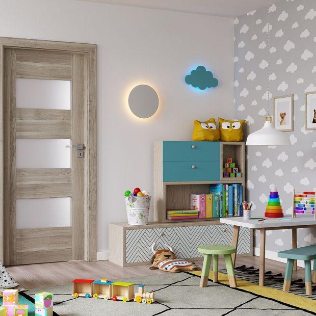 Pokój dziecka: jak wybrać idealne drzwi?