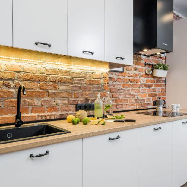 Aneks kuchenny: piękna aranżacja w skandynawskim stylu