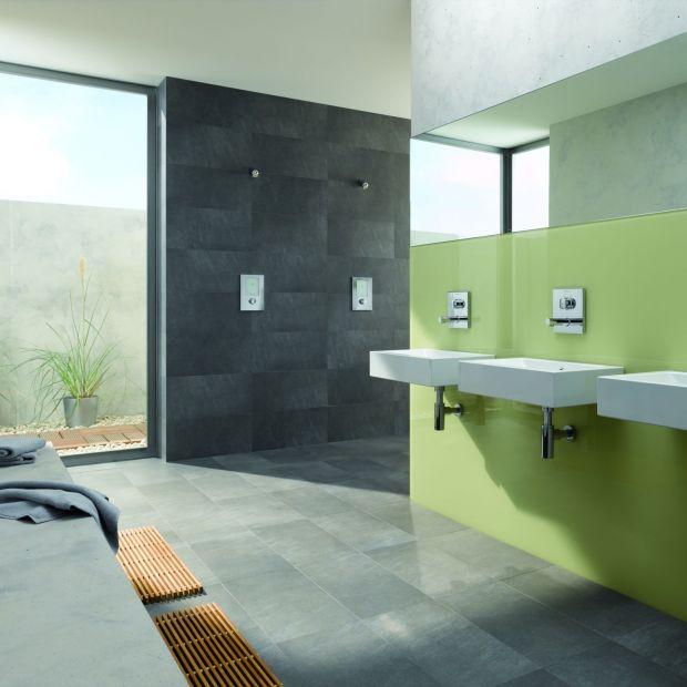 Nowoczesna łazienka: inteligentne rozwiązania