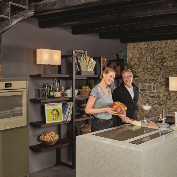 Nowoczesna kuchnia: mariaż designu i technologii