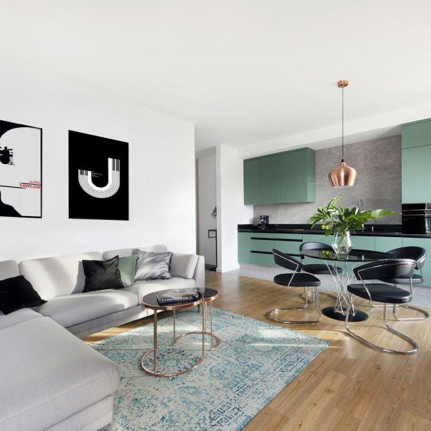 Minimalistyczny apartament w Gdańsku: zobacz jak go urządzono