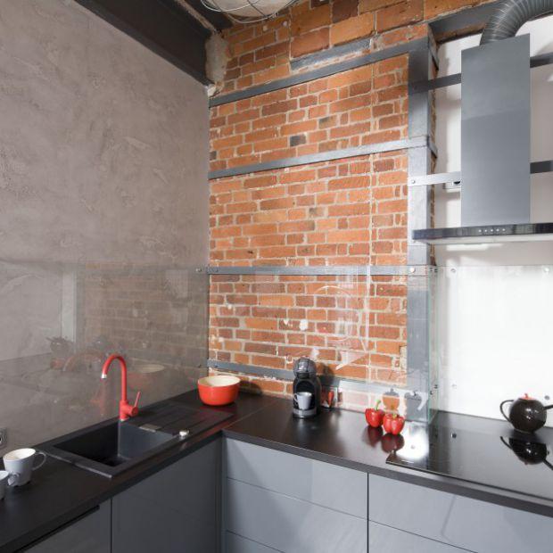 20 propozycji na beton architektoniczny w kuchni