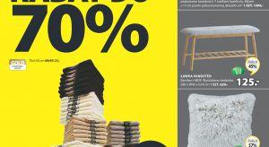Zapraszamy do przejrzenia i pobrania aktualnej gazetki z promocjami sklepu Jysk.