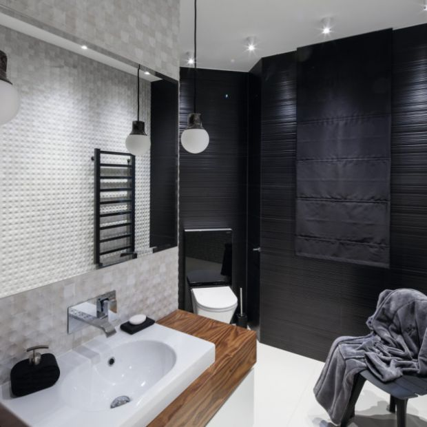 12 pomysłów na oświetlenie łazienkowe