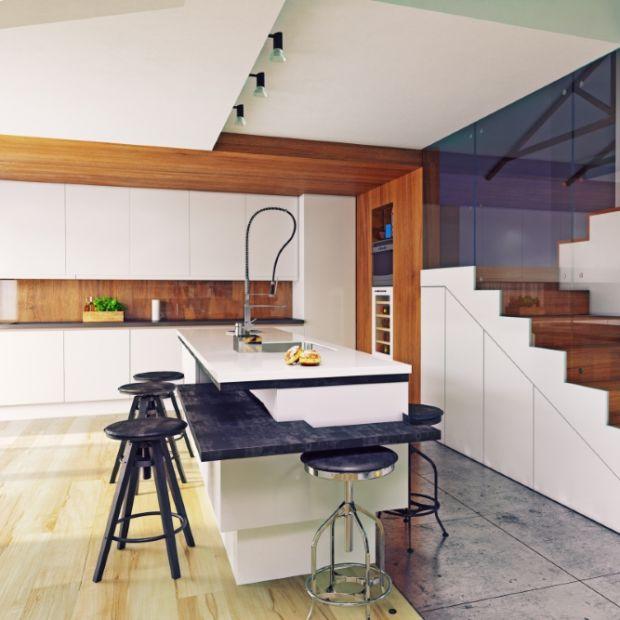 Nowoczesna kuchnia - wykorzystaj szkło w aranżacji