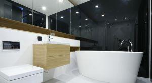 Płytki, fototapeta, mozaika, kamień. Jaki materiał wybrać do wykończenia ścian w łazience? Sprawdźcie nasze propozycje.