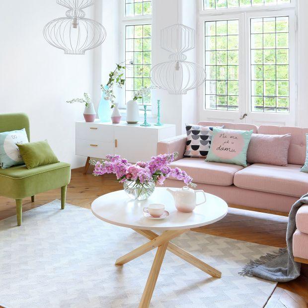 5 pomysłów na salon w stylu skandynawskim