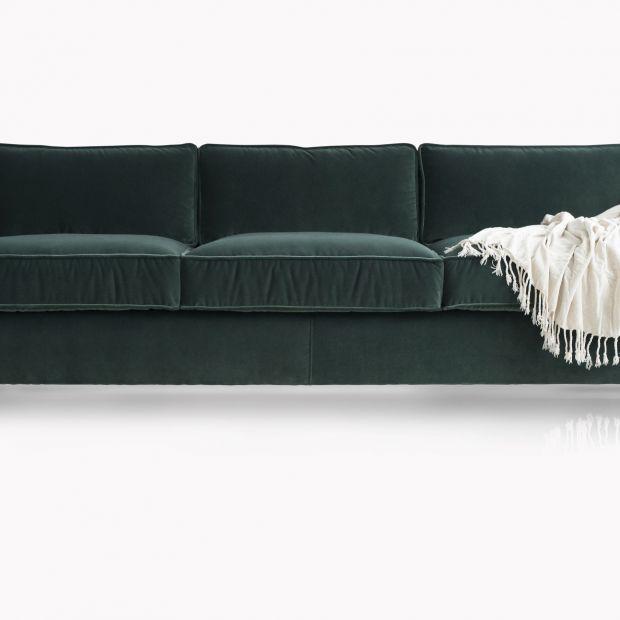 Meble do salonu: nowoczesna i elegancka sofa