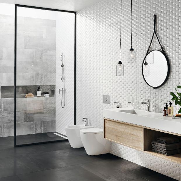 Nowoczesna łazienka - 5 pomysłów w skandynawskim stylu