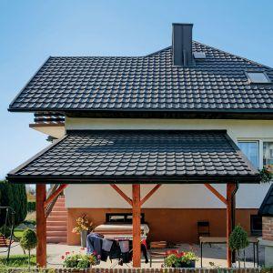 Wybieramy pokrycie dachowe: blachodachówka Talia 35 marki Blachotrapez. Fot. Blachotrapez